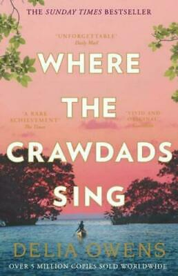 Where The Crawdads Sing by Delia Owens ✅  ✅ FDP