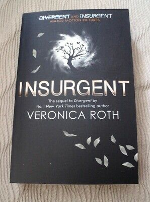 Insurgent (Divergent Trilogy, Book 2) by Veronica Roth (Paperback, 2013)