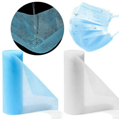 Melt-blown Nonwoven DIY Fabric Craft Filter Interlining Meltblown Filter Layer