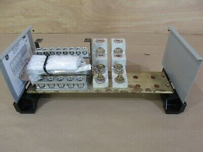 GE ANK120 Model 2 Spectra Series Panelboard Neutral Assembly (A138)