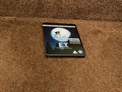 E.T. The Extra Terrestrial (4K Ultra HD + Blu-ray) [UHD]  New