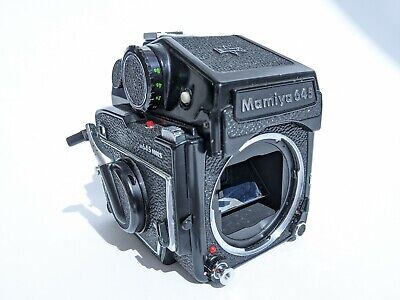 (Film Tested) Mamiya 645 Pro 1000s body With Metered Prism Finder