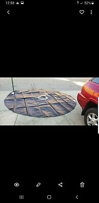 Trampoline Pro Replacement Mat With 72 V-rings Fits 14' Frame TM14-72