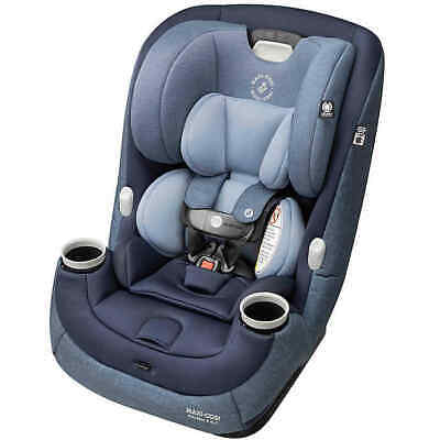 Maxi-Cosi Pria Max 3-in-1 Convertible Car Seat - Nomad Blue - Size:One Size