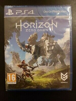 Horizon Zero Dawn. PS4.⚡BRAND NEW & SEALED ⚡