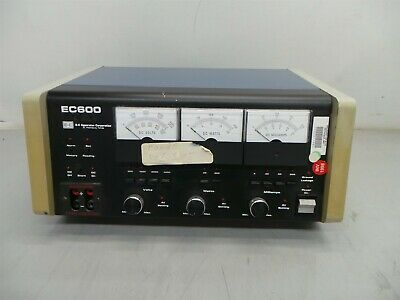 E-C Apparatus Corp EC600 Electrophoresis DC Power Supply