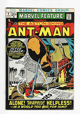 Marvel Feature No. 4 - Ant-Man - 1972