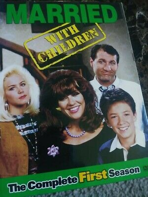 Married with Children, The Complete First Season