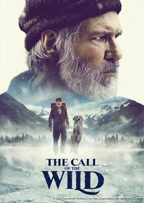 The Call of the Wild DVD - Brand New Unopened!