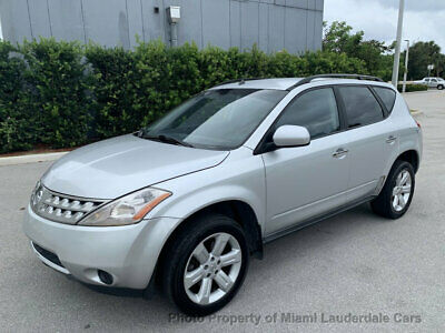 2007 Nissan Murano AWD 4dr S Murano S AWD Low Miles Clean Carfax Fully Loaded All Wheel Drive Dealer Serviced