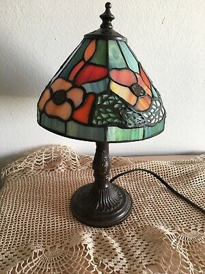 "Tiffany Style 12"" Desk / Shelf Lamp"