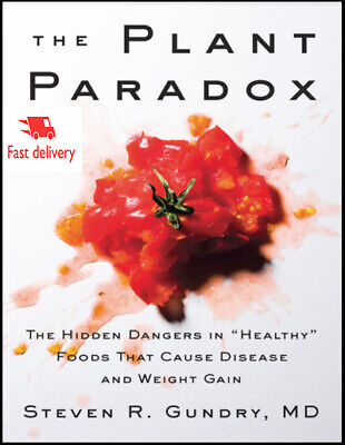 The Plant Paradox Quick and Easy The 30-Day Plan 🔥🔥.🔥 High Quality 🔥📩