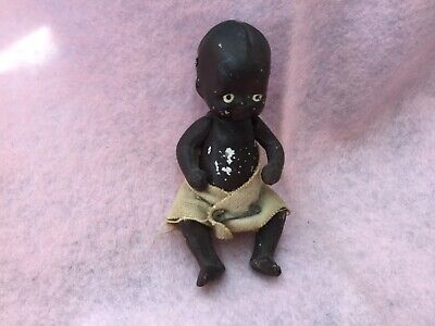 """Antique Native Baby Doll ..4"""""""