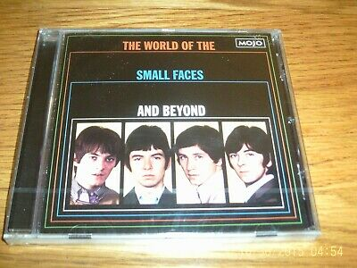 The World Of The Small Faces...And Beyond  - Mojo cd album - unopened unplayed