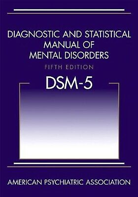 DSM 5 Diagnostic and Statistical Manual of Mental Disorders Fifth Edition ✅ P-D-