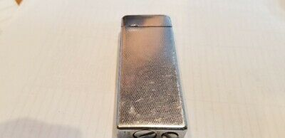 VINTAGE SWISS MADE  THORENS  Petrol Lighter Tall Fab. Suisse