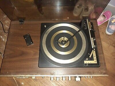 Sharp stereo system/Record and Cassette player