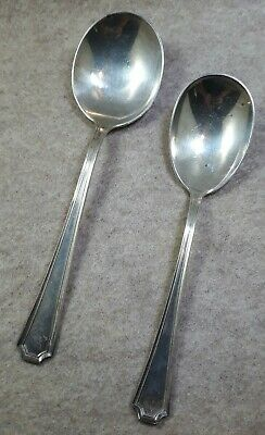 """Fairfax by Gorham Sterling Silver individual Cream Soup Spoon 6.25/"""""""