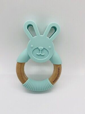 New happy Littles Organic Silicone Teether