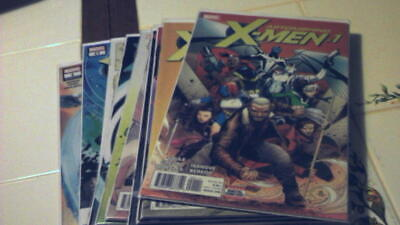 Astonishing X-Men 1-17 Annual 1 Full Run 2017 Nm Free Ship