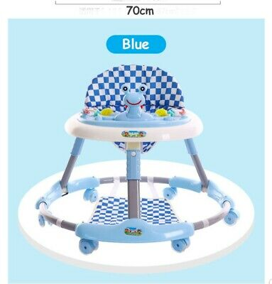 Reliable quality baby walkers, baby walker multifunctional with light and music