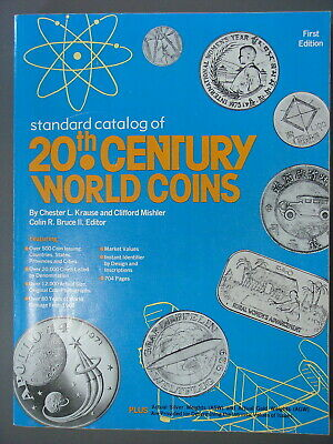 Standard Catalog of 20th Century World Coins, First Edition