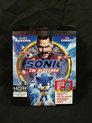 Sonic The Hedgehog 4K