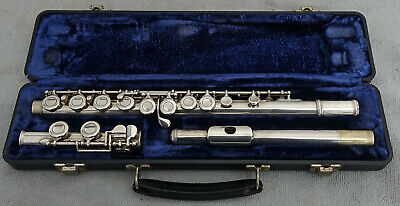 Armstrong 104 Student Flute - Very Nice Used in Case but READ!