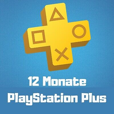 PlayStation Plus 12 Monate - 24/7 Support - KEIN CODE