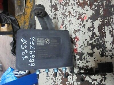 bmw f30-f31 335 xd abs pump p.no 6869726 from 2014