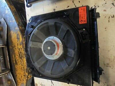 bmw e60-e61 harmon kardon subwoofer p.no 6919357 left