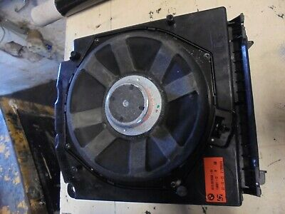 bmw e60-e61 harmon kardon subwoofer p.no 6919358 right
