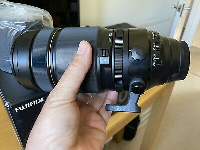 Fuji XF 100-400 F4.5-5.6 R LM OIS WR Lens. Boxed. EXCELLENT!