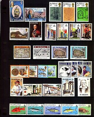 ST HELENA  MNH Unmounted Mint  Selection of Stamps Sets and Singles