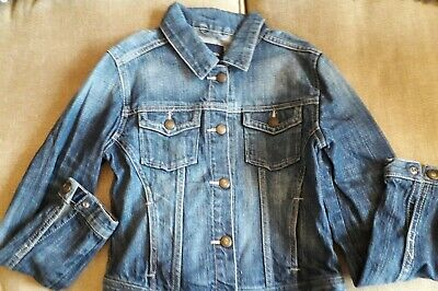 Gap kids denim jacket  size xl (12-13 years )