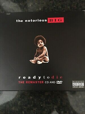 Ready to Die: The Remaster [2006] [PA] [Remaster] by The Notorious B.I.G....