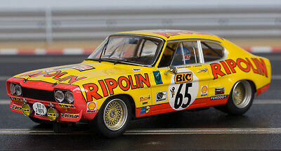 FORD CAPRI RS 2600 RIPOLIN de SRC