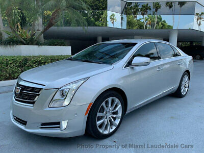 2016 Cadillac XTS 4dr Sedan Luxury Collection FWD Cadillac XTS Luxury Collection Fully Loaded Dealer Maintained Extended Warranty