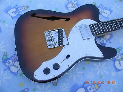 "Firefly ""Custom Shack"" Thinline ,Alnico Bridge Pickup,Neck Humbucker,Capacitor"