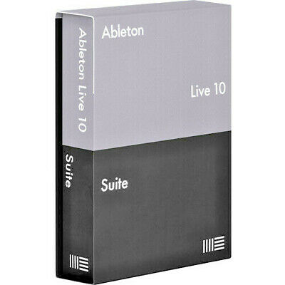 Ableton Live Suite 10 ✅Lifetime Activation