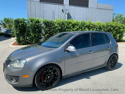 2007 Volkswagen Golf GTI APR Stage 1 One Owner Low Miles Clean Carfax APR Stage 1 Sparco Wheels Sunroof Leather DSG