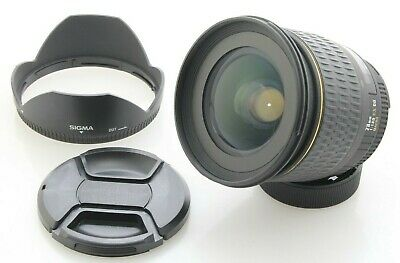 Sigma AF 28mm f1.8 D EX DG Full Frame fast wide for Nikon F5, F6, D5, F3 F80 etc