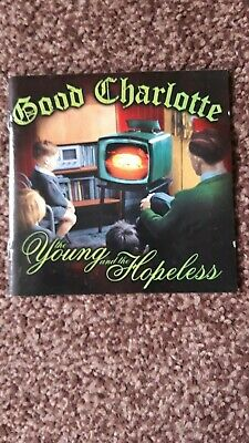 GOOD CHARLOTTE: The Young And The Hopeless. 2002 CD Album. Excellent.