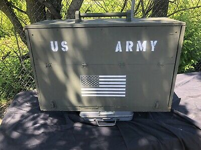 Pump Organ WW2 U. S. Army Original