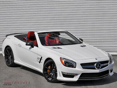 2015 Mercedes-Benz SL-Class SL65 AMG Designo!! White/Red!! Carbon Fiber!! 2015 Mercedes SL65 AMG Designo!! White/Red!! Carbon Fiber!! $235K+ MSRP!! V12