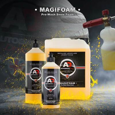 Ultimate Prewash Snowfoam. Autobrite Direct Magifoam  500ml