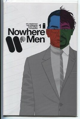 Nowhere Men #1-10 Issue Run (Image) - All 1St Prints  Vf/Nm-Nm