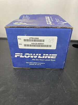 Flowline LP50-6005 Non Intrusive RF Capacitance Level Switch