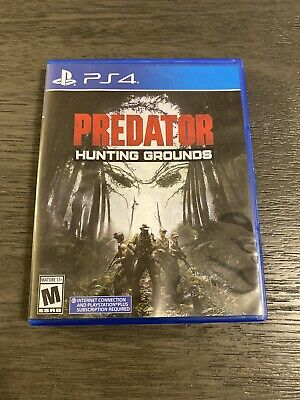 Predator: Hunting Grounds -- Standard Edition PlayStation 4Great Conditions PS4