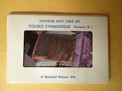 Touro Synagogue Souvenir Post Card Set